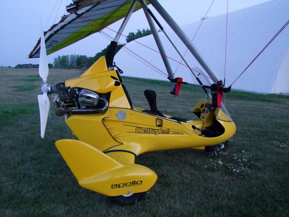 Air Trikes: Apollo