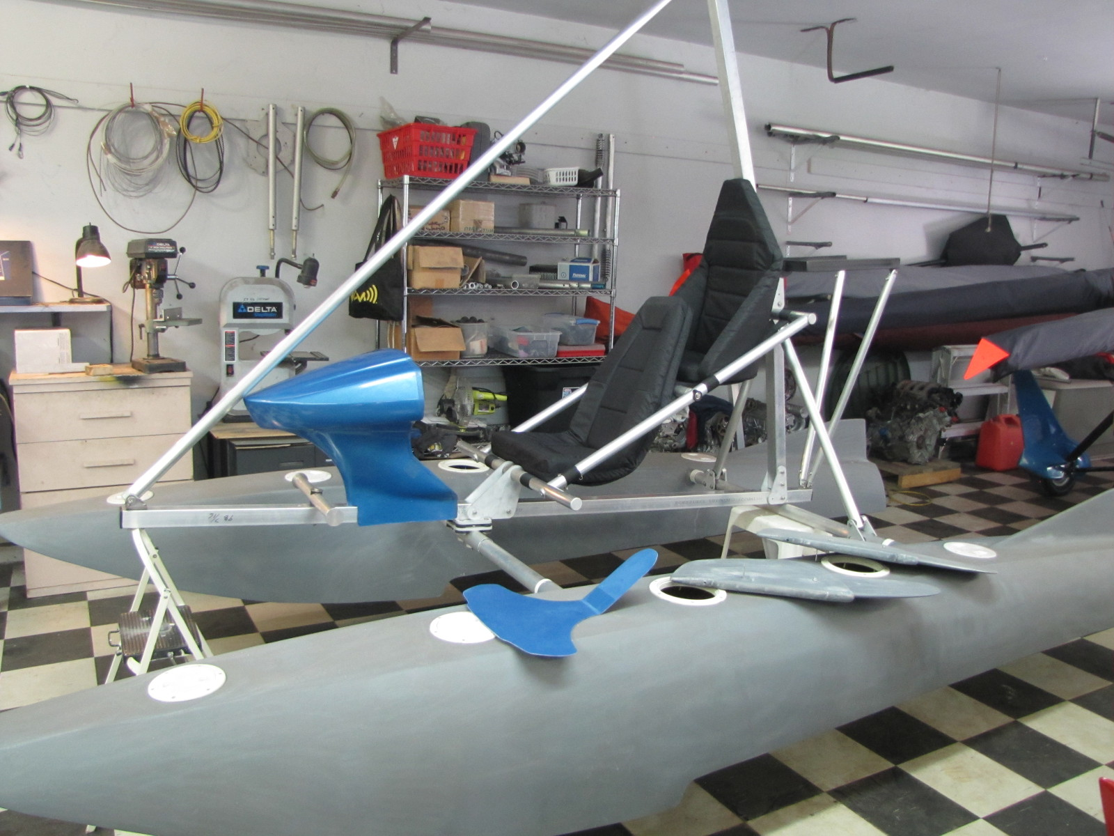 Air Trikes: Completed trikes for sale