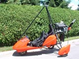 Trike with G13BB 95HP