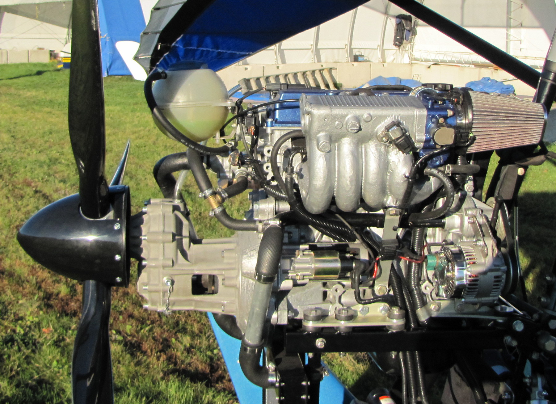Air Trikes: Engines and Conversion Kits