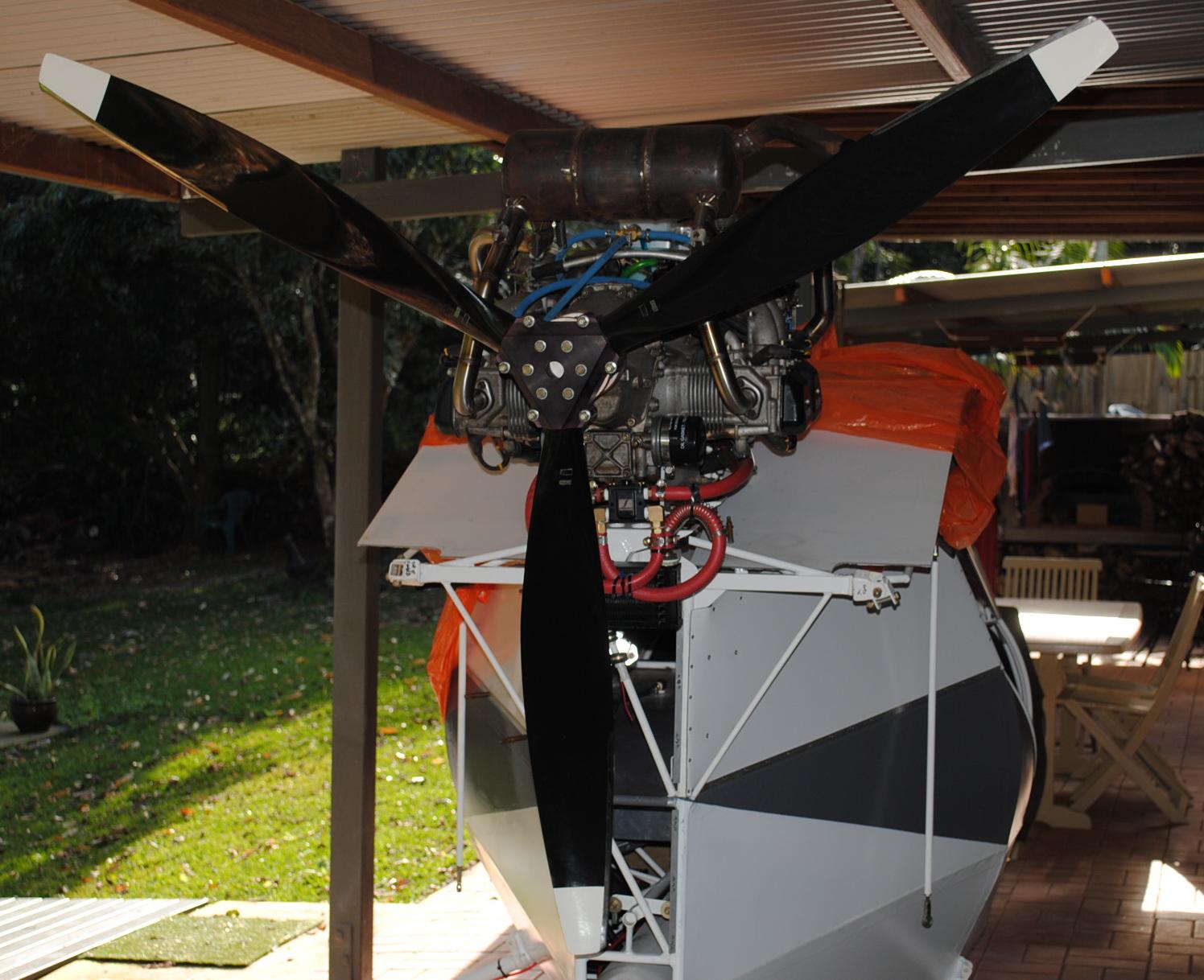 Air Trikes: Propellers