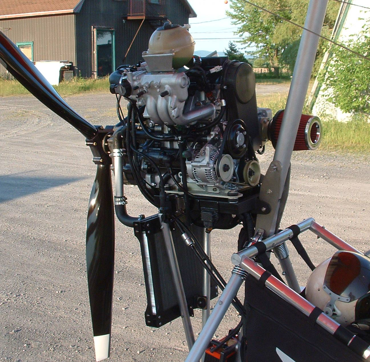Air Trikes: Eagle trikes