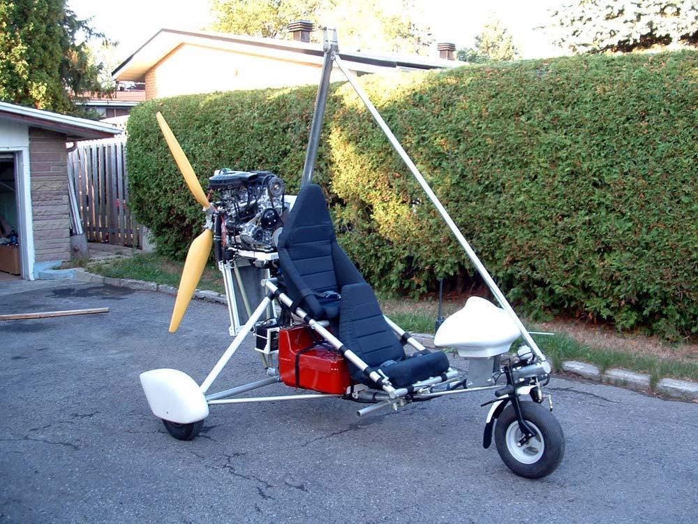Air Trikes Eagle Trikes